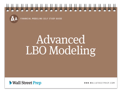 Wall Street Prep's Advanced LBO Modeling Course