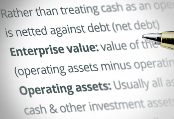 Enterprise Value Vs Equity Value Is Commonly Misunderstood Wall