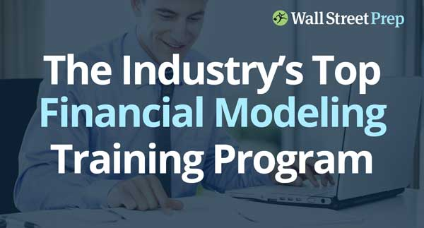 learn financial modeling  wall street prep premium package