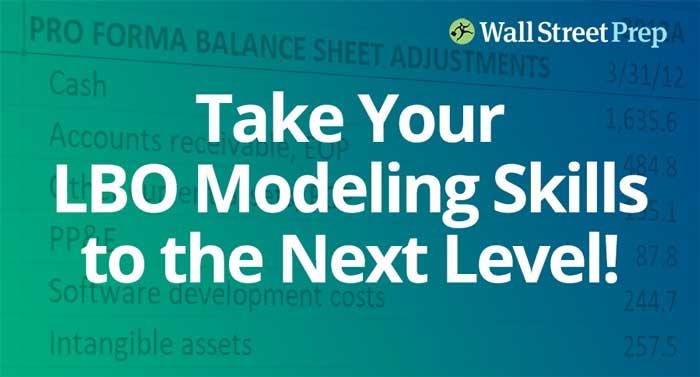 Learn LBO Modeling   Wall Street Prep - Wall Street Prep