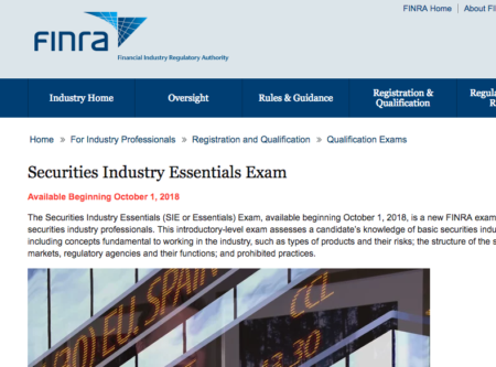 A Complete Guide to the Securities Industry Essentials (SIE) Exam