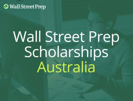 Wall Street Prep business scholarship in Australia