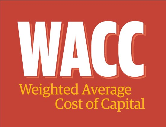 wacc weighted average cost of capital wacc formula and