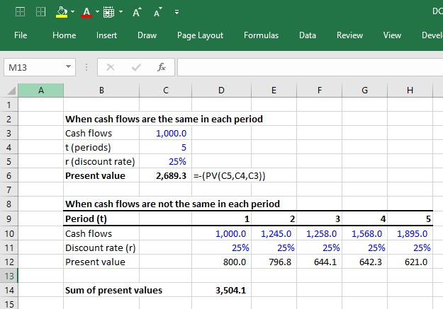 DCF Model Training: 6 Steps to Building a DCF Model in Excel - Wall