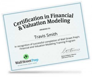 Why Is Certification Important Wall Street Preps