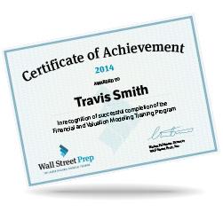 learn financial modeling wall street prep premium package wall