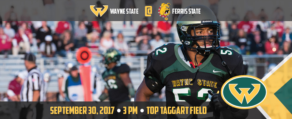 Football Aims To Upset 15th Ranked Ferris State Wayne State