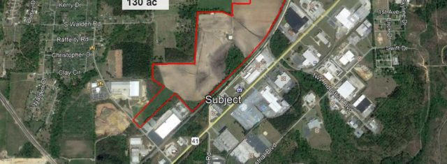 Prime Industrial Development Property
