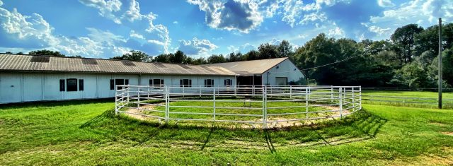 Turn Key Horse Facility with Residence