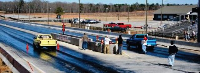 Middle Ga Motor Sports Drag Strip