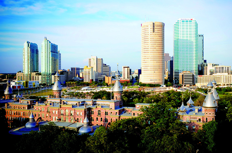 The University of Tampa culture image