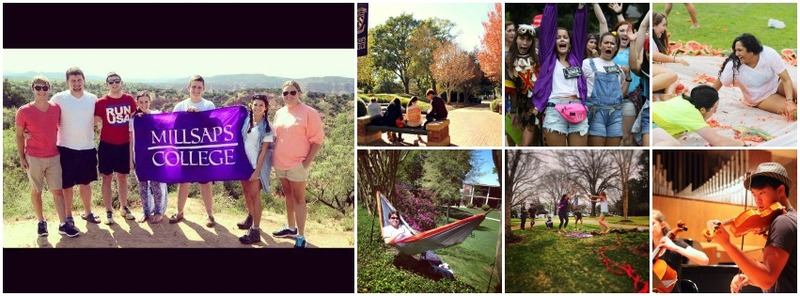 Millsaps collage