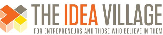 The idea village logo