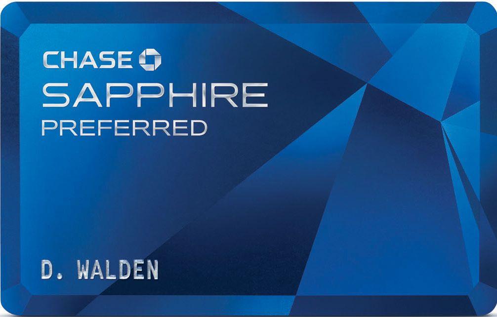 Chase Sapphire Preferred $8,500