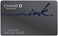 Chase Ink Cash $12,500