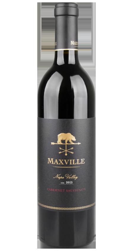 Maxville Napa Valley Cabernet Sauvignon 2015