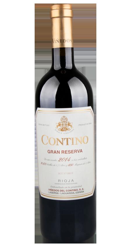 96 Pt. Contino Rioja Gran Reserva 2014
