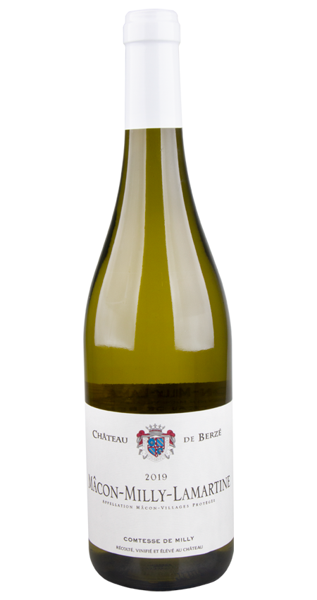 Château de Berzé Mâcon Milly Lamartine White Burgundy 2019