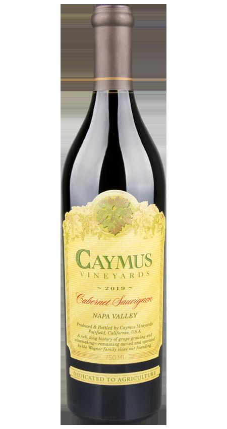 Caymus Napa Valley Cabernet Sauvignon 2019