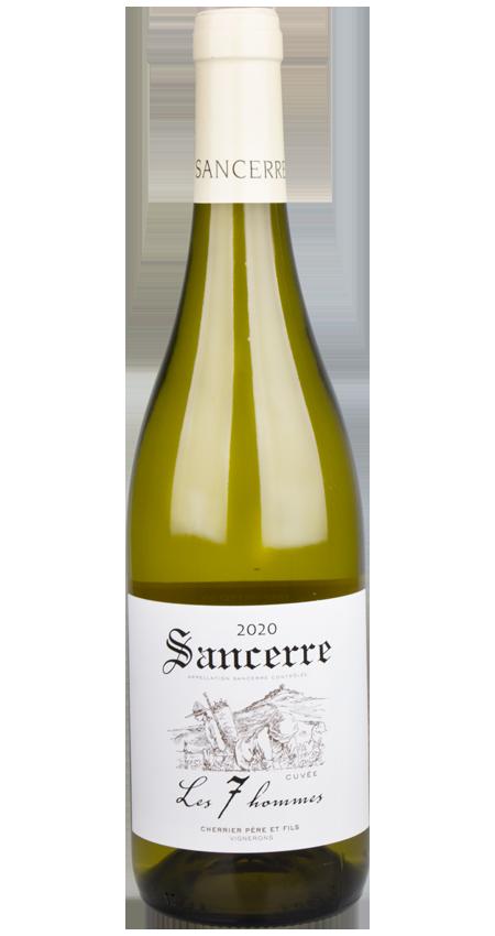Sancerre Sauvignon Blanc 2020 Cherrier Pere et Fils 'Les 7 Hommes'