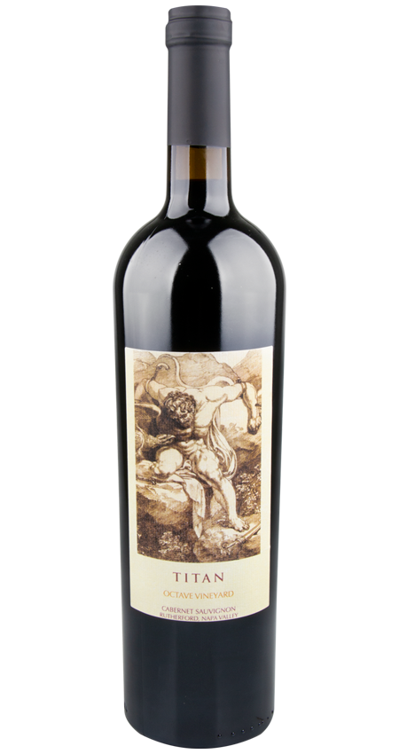 Rutherford Napa Valley Cabernet Sauvignon Titan Wine Company Octave Vineyard 2018