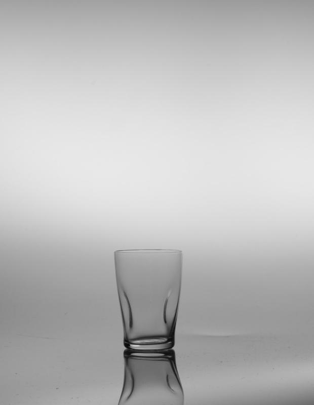 Set Of 6 Aqua Glass 400ML<br><br>