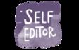 Self editor