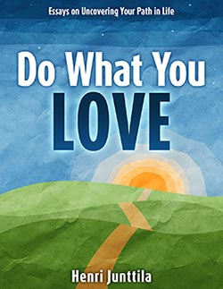 Do What You Love Book