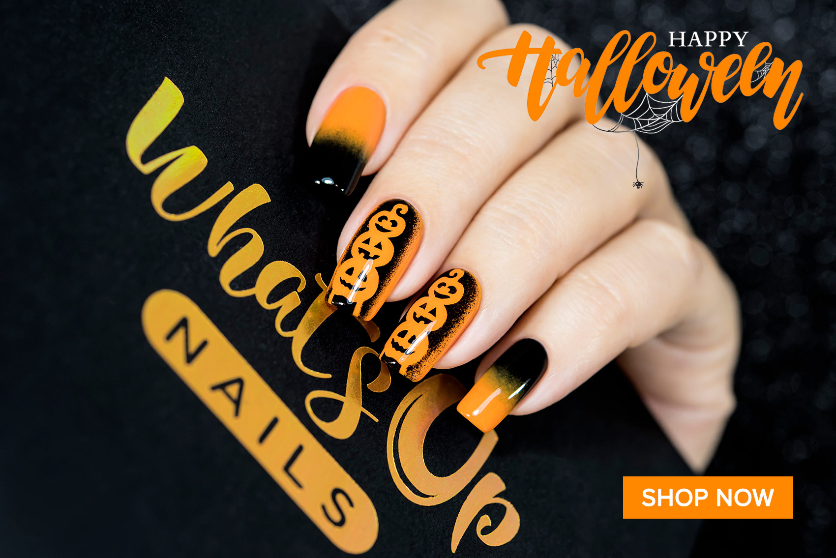 Halloween Nail Art Products - Shop Now