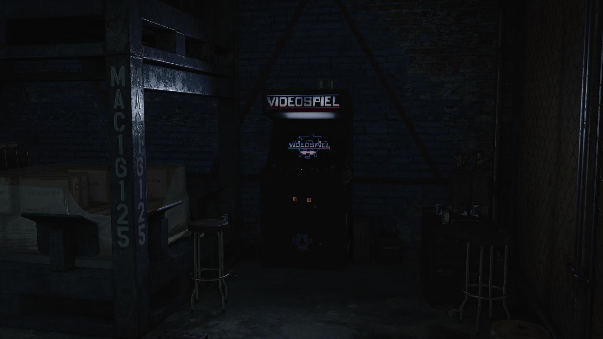 Código da sala trancada no Esconderijo