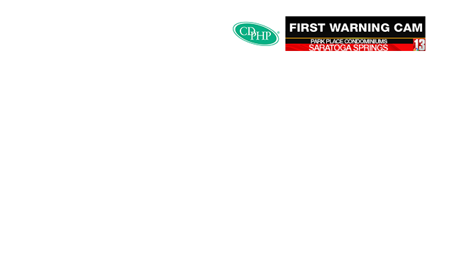 CDPHP First Warning Cam: Saratoga Springs | WNYT com