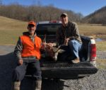Russell Wiseman of Shady Spring, W.Va. shares a picture of his first eight point buck.  He didn't share where he killed it.