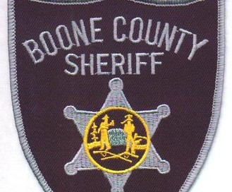 Boone County Sheriff Patch