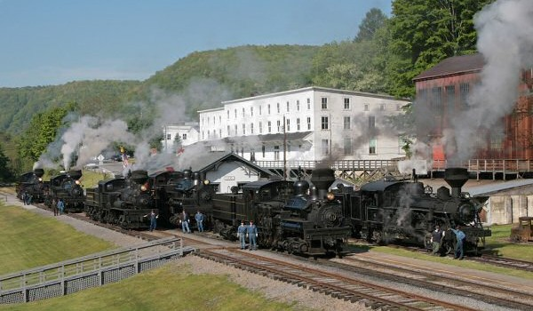 State Commerce Secretary Keith Burdette  previously told MetroNews Cass Scenic Railroad State Park loses more than $1 million a year.