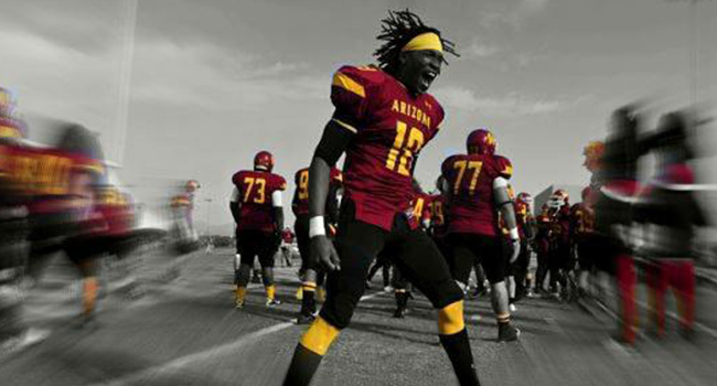 Outside linebacker d'Vante Henry of Arizona Western Community College is one of the pass-rushers WVU landed in its 24th-ranked recruiting class.