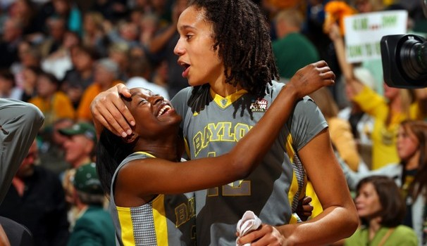 Baylor's Brittney Griner is in her senior season with the Bears.
