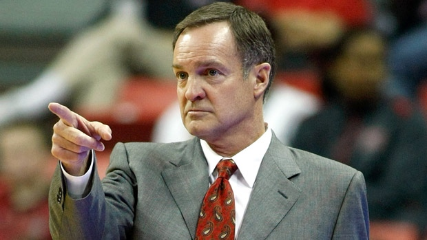 Oklahoma basketball coach Lon Kruger brings the Sooners to Morgantown on Saturday for the Big 12 opener.