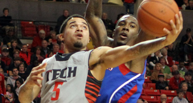 Texas Tech point guard Gray is enduring some freshman struggles, most notably a minus-11 ratio of assists-to-turnovers.