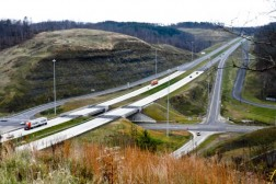 U.S. Route 35 in Putnam and Mason counties still lacks 15 miles of widening to be completed.