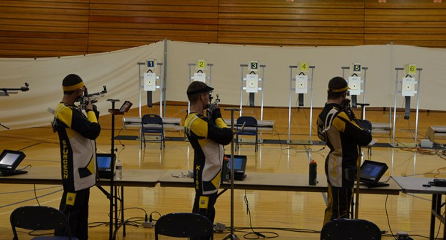 WVU will shoot for a record 15th NCAA Championship in rifle as top seed in field of eight