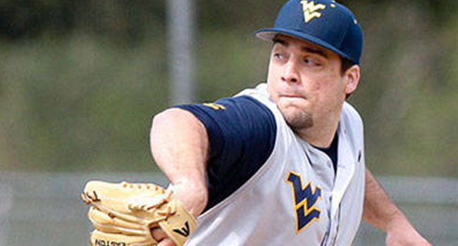 West Virgijnia's Harrison Musgrave, 6-1 with a 2.70 ERA this season, was named NCBWA national pitcher of the week.