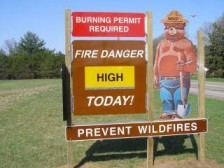 Residents urged to follow burning restrictions