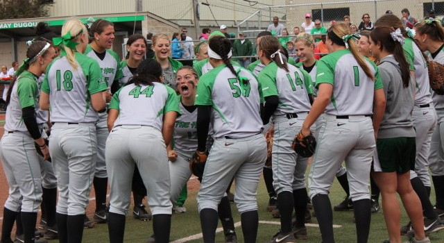 Herd Softball 1
