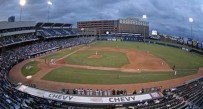 The Chickasaw Bricktown Ballpark in Oklahoma City.