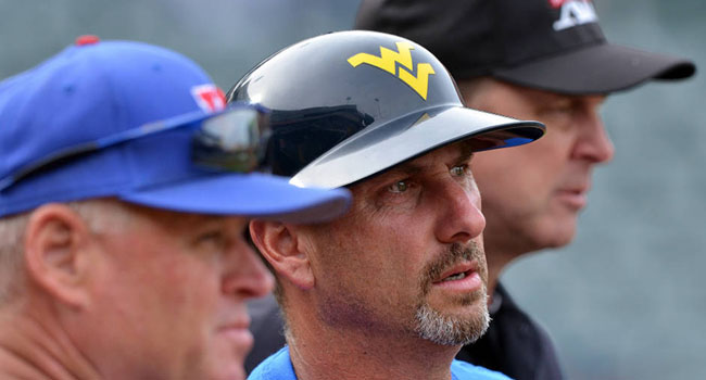 """Baseball coach Randy Mazey said WVU's opening weekend would be """"a pretty good barometer of where we are as a program."""""""