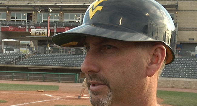 West Virginia first-year baseball coach Randy Mazey led the Mountaineers to a 31-25 regular-season record and a third-place finish in the Big 12.
