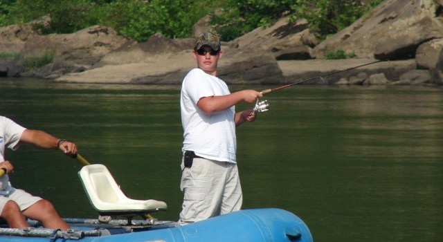 Wv metronews new river in wv makes bassmaster top 100 for Wv fishing report