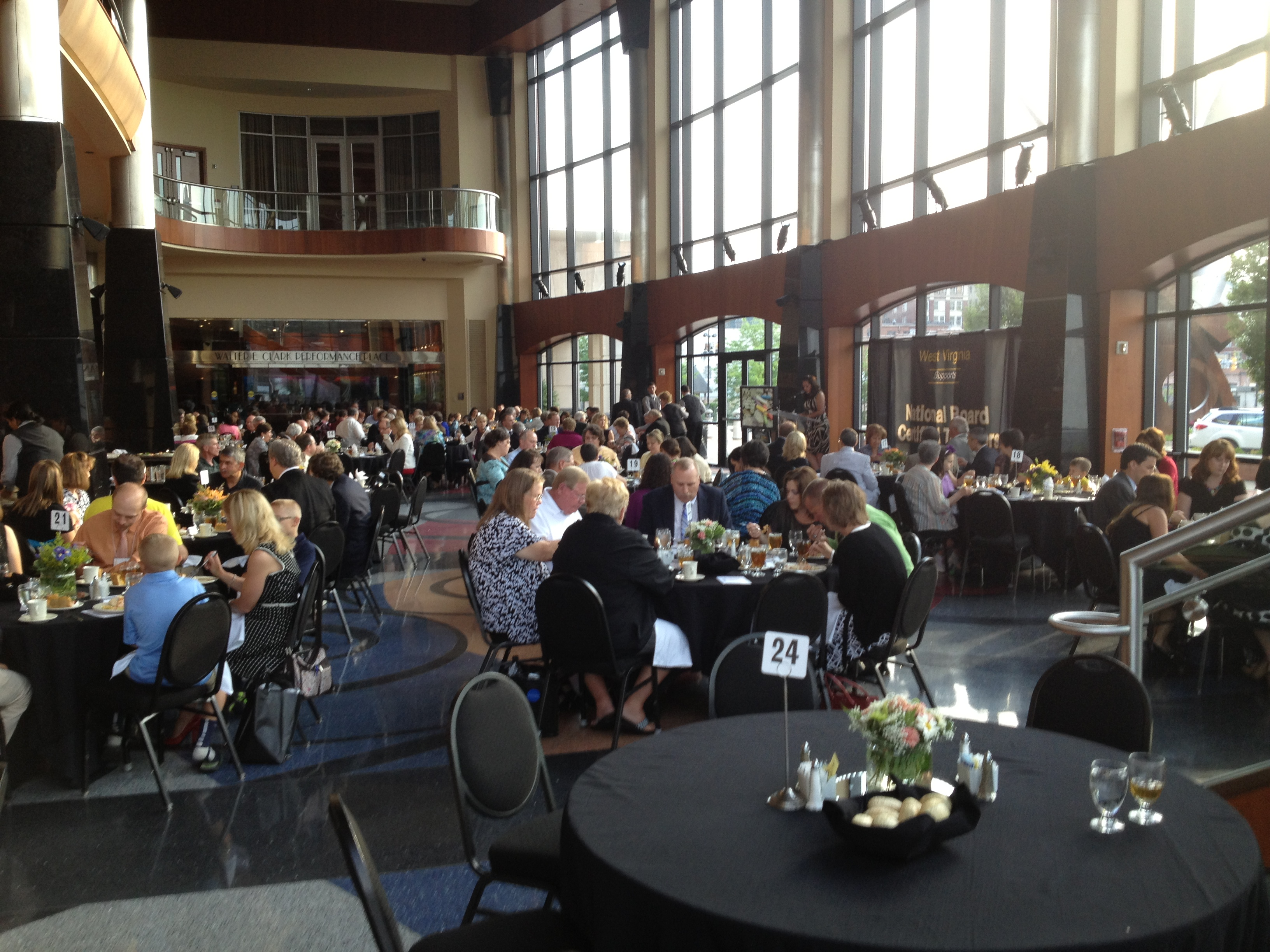 Sixty-one teachers honored in Charleston for becoming National Board Certified