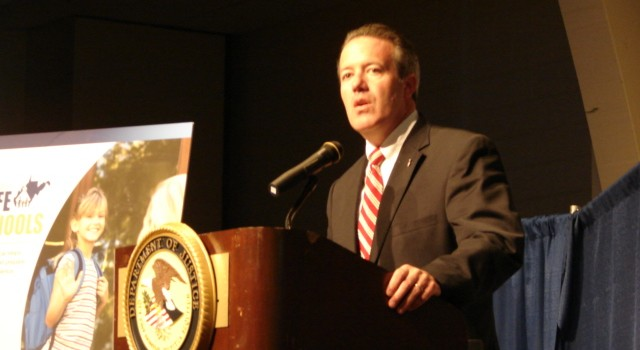 U.S. Attorney Booth Goodwin said Tuesday the recommendations came from the school safety summit earlier this year.