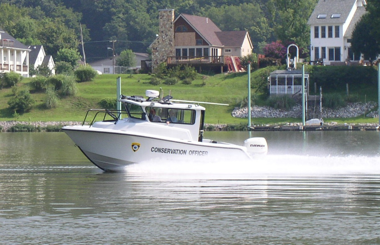 Expect officers heavily patrolling West Virginia's lakes and rivers this weekend.